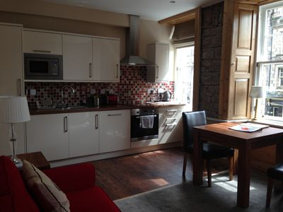 Photo for Royal Mile 2 bedroom 2 bathroom by Edinburgh Castle