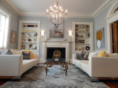 Photo for STUNNING  ++ LOCATION!! Sleeps 10. 4 BR  Historic 1822 River St, City Market