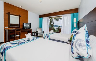 Photo for Moutain view Deluxe Twin room (D3)