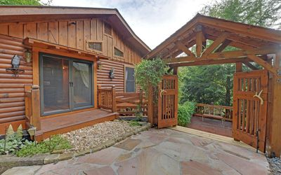 Photo for This remarkable cabin is not your cookie-cutter cabin- simply a perfect getaway!