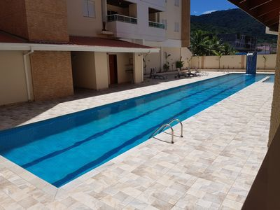 Photo for Apt for 9 people 100 meters from the beach