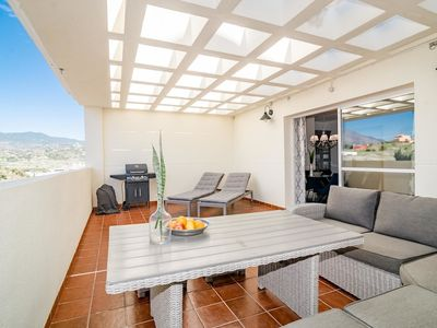 Photo for PDM-Apartment with fantastic views Estepona