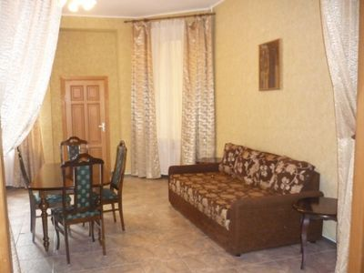 Photo for two bedroom apartment on 15 Rubinsteina