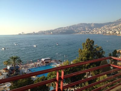Photo for 2BR Apartment Vacation Rental in Jounieh