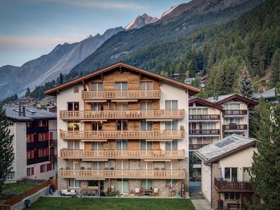 Photo for Modern Apartment in Zermatt for rent, ideal for families