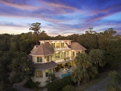 Photo for Jaw-Dropping Hilton Head Vacation Home w/ Private Pool!