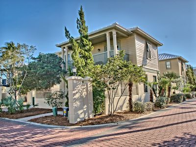 Photo for Aug 24&31st weeks open, Best Location southside of 30A ! Charming Beach Bungalo
