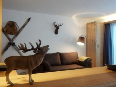 Photo for Apartment Alouette in Saas-Fee - 4 persons, 2 bedrooms