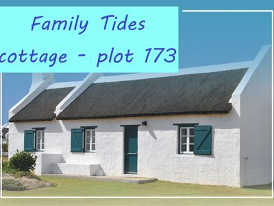 Photo for Family Tides cottage, sleeping up to 12 people situated in Langezandt