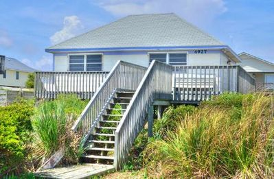 Photo for Affordable Oceanfront!2 Bdrm/1 Bath Home-Close to Food, Shopping,& Fun-Sleeps 4