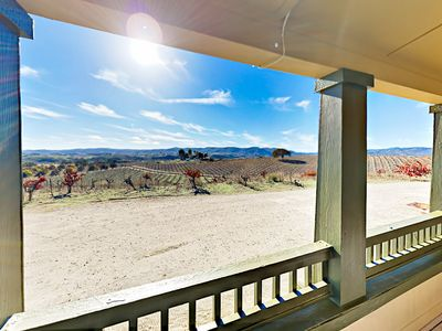 Photo for Wine Enthusiast Escape w/ Vineyard Views - 7 Miles to Downtown