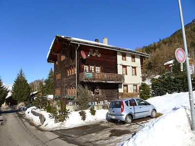 Photo for One bedroom Apartment, sleeps 5 in Grächen