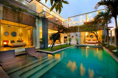 Beautiful villa with outdoor pool