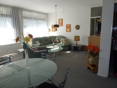 Photo for Beautiful vacation apartment with indoor pool and a bio and steam sauna