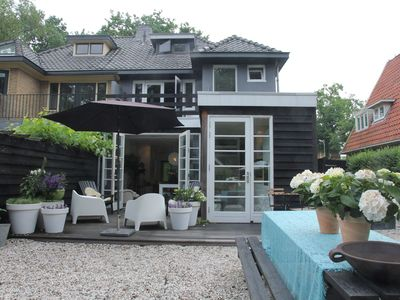 Photo for Modern, trendy holiday home with sunny terrace, set in the centre of Bergen