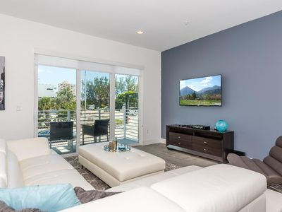 Photo for AFFINITY Seabreeze - Townhome Walk to Dining & Beach