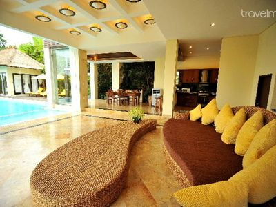 4BR Huge Private Pool Villa in Bali