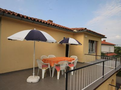 Photo for Three bedroom apartment with terrace Umag (A-6978-a)