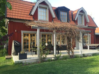 Photo for Charming villa south of Stockholm.