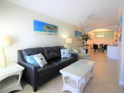 Photo for BEACH & POOL! LUXURY FLORIDA VACATION HOME! NEW FURNITURE, KING BED & 2 QUEEN.