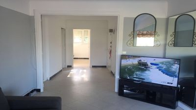 Photo for Cozy apartment 5 min from the beach