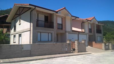 Photo for HOUSE IN UDALLA. AMPUERO. IN THE VALLEY OF ASON, CLOSE TO THE BEACH OF LAREDO.