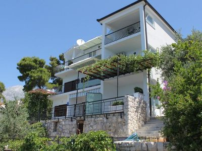 Photo for Apartment in Bratuš (Makarska), capacity 2+2