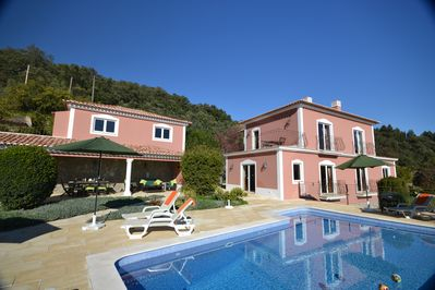 Villa, Pool, Covered Terrace and Garage