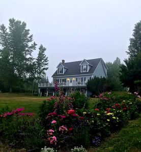 Photo for Bass Harbor Guest House; Parial View Harbor near Seawall Acadia National Park