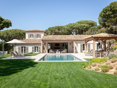 Photo for Luxury villa for rent in Les Parcs de Saint Tropez