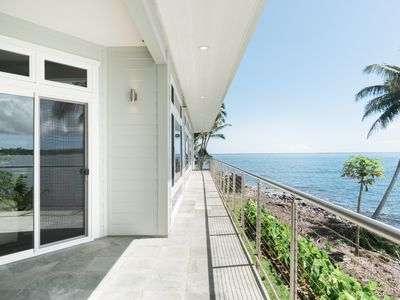 Photo for Oceanfront House with Panoramic Views of Hilo Bay!