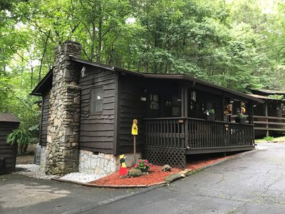 Affordable & Amazing Maggie Valley Family Cabin in the Smoky Mountains -  Maggie Valley