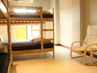 Photo for I-FA-3C Happy Suite for 6 Affordable Group Accomodation