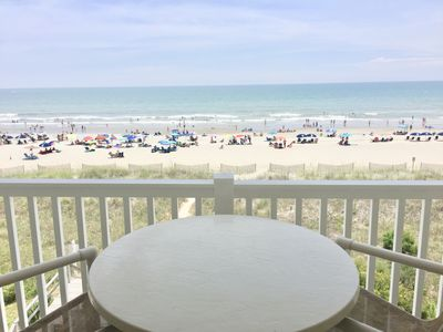 Escape and Recharge in this BEACHFRONT Getaway!! Beautiful BEACHFRONT Renovation