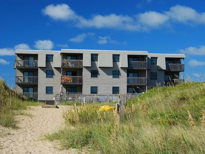 Photo for Namaste Here - Oceanfront Condo at Admirals View III, Easy Access to Kill Devil Hills Attractions