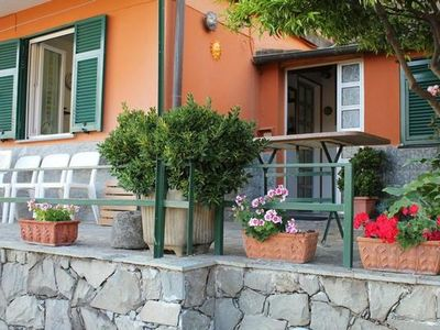 Photo for Holiday apartment Levanto for 1 - 4 persons with 2 bedrooms - Holiday apartment