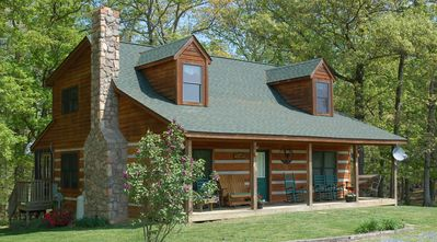 Photo for 2BR Cabin Vacation Rental in Luray,, Virginia