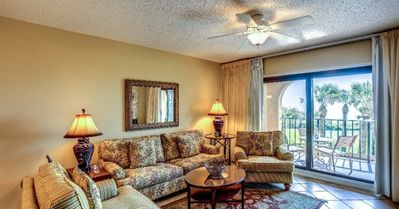 Photo for Enjoy The View From This Cute Beachfront Condo on Amelia Island Plantation!
