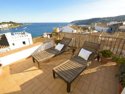 Photo for Town House With Sea Views
