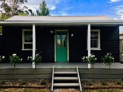 Photo for Princes Cottage Korumburra a cosy little cottage, walking distance to town!