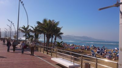 Photo for VACACIONAL PLAYA LAS CANTERAS - GRAN CANARIA