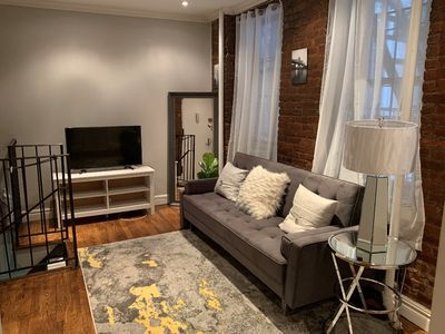 Photo for Chic, 3 Bedroom , 1.5 Bath East Village apt, walking distance to Union Square