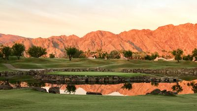 Photo for PGA West TPC Stadium Course Alcatraz #17. The best view in the Desert!
