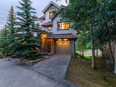 Photo for Ski-in/Out Luxury Home with Private Indoor Sauna/Hot Tub, Walk to Core and Gondola: Vista Ridge