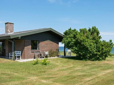 Photo for Exotic Holiday Home in Jutland with a Sea View