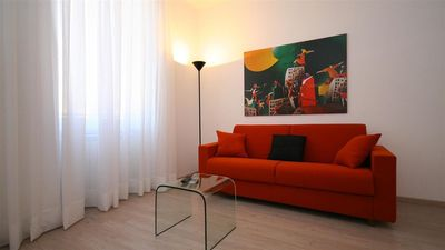Photo for Apartment 1.2 km from the center of Rome with Internet, Air conditioning, Washing machine (912443)