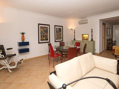 Photo for LUXURY 3 BEDROOM APARTMENT IN GATED, LANDSCAPED GARDENS - VILA SOL VILLAGE