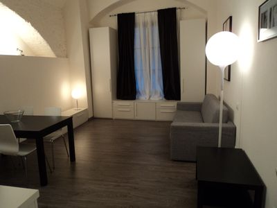 Photo for Charming Studio, next to Piazza del Campo in the medieval heart of Siena!