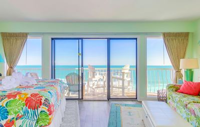 Photo for WOW 25ft  WRAP AROUND BALCONY/FLOOR2CEILING GLASS/BEST VIEW IN TOWN/UPGRADED