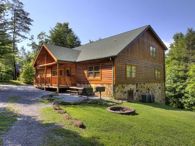 2BR Cabin Vacation Rental in Cosby, Tennessee #77387